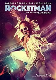 """Movie poster for """"ROCKETMAN"""""""