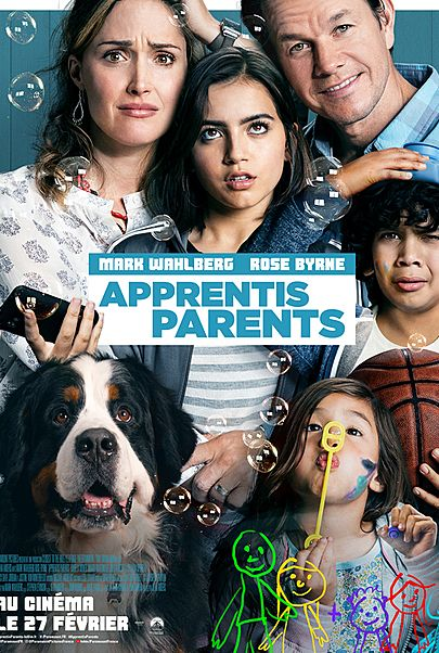 """Movie poster for """"INSTANT FAMILY"""""""