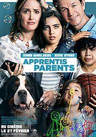 """Affiche du film """"APPRENTIS PARENTS"""""""