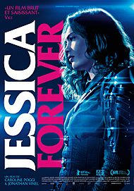 "Movie poster for ""JESSICA FOREVER"""