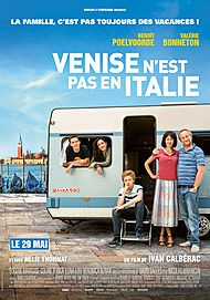 "Movie poster for ""VENISE N'EST PAS EN ITALIE"""