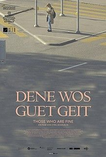 "Movie poster for ""Dene wos guet geit"""