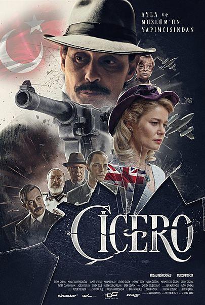 "Movie poster for ""Cicero"""