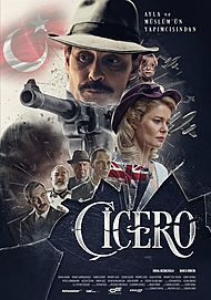 "Movie poster for ""Cicero"""