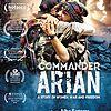 "Movie poster for ""COMANDANTE ARIAN"""