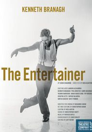 "Movie poster for ""THE ENTERTAINER (Branagh Theatre Co.)"""