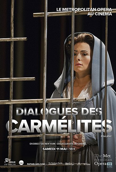 EclairPlay - France - Movie: THE METROPOLITAN OPERA: DIALOGUES DES ...