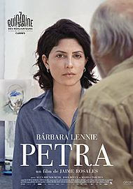 """Movie poster for """"PETRA"""""""