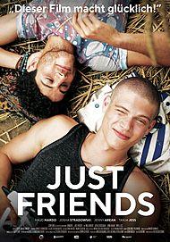 """Movie poster for """"Gewoon Vrienden"""""""