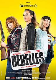 "Movie poster for ""REBELS"""