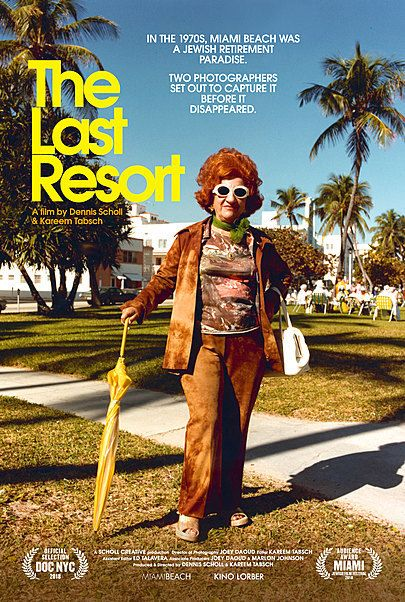 "Movie poster for ""THE LAST RESORT"""