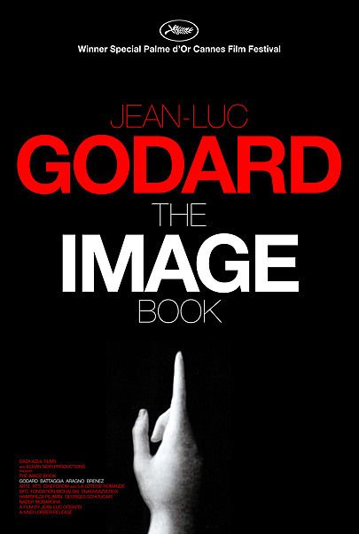 "Movie poster for ""THE IMAGE BOOK"""
