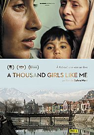 "Affiche du film ""A THOUSAND GIRLS LIKE ME"""