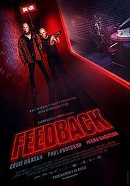 "Movie poster for ""FEEDBACK"""