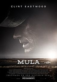 "Movie poster for ""THE MULE"""