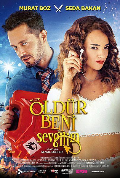 "Movie poster for ""Öldür Beni Sevgilim"""