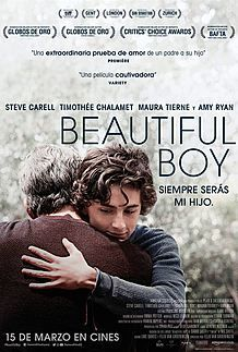 "Movie poster for ""BEAUTIFUL BOY"""