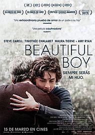 "Póster para ""BEAUTIFUL BOY, SIEMPRE SERAS MI HIJO"""