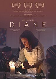 "Movie poster for ""DIANE"""
