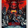 "Movie poster for ""HELL FEST """
