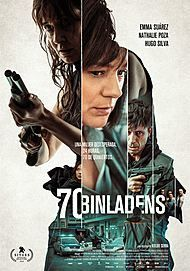 "Movie poster for ""70 BINLADENS"""