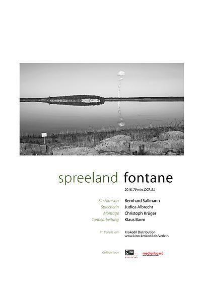 """Filmplakat für """"Spreeland Fontane"""""""