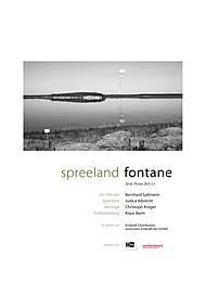 "Movie poster for ""Spreeland Fontane"""