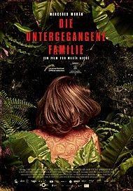 """Filmplakat für """"Die untergegangene Familie"""""""
