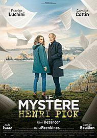 "Movie poster for ""LE MYSTERE HENRI PICK"""