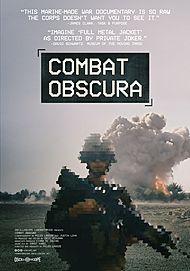 "Movie poster for ""COMBAT OBSCURA"""