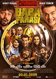 "Movie poster for ""BABA PARASI"""