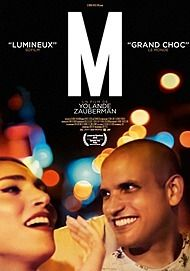 "Movie poster for ""M"""