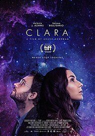 "Movie poster for ""CLARA"""