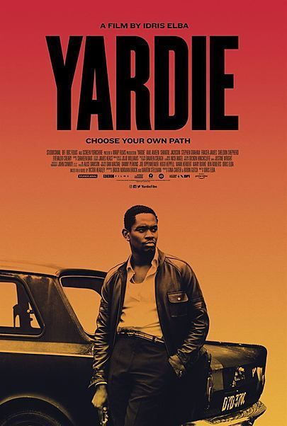 "Movie poster for ""YARDIE"""