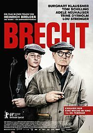 "Movie poster for ""Brecht"""