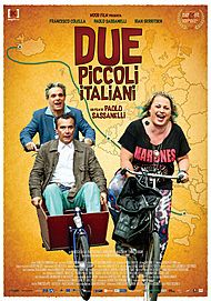 """Movie poster for """"TWO LITTLE ITALIENS"""""""
