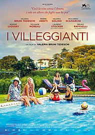 "Movie poster for ""I VILLEGGIANTI"""