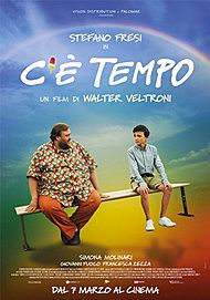 "Movie poster for ""C'È TEMPO"""