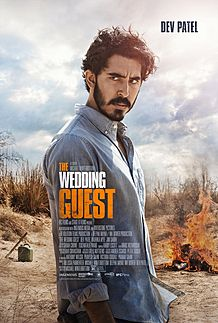 "Movie poster for ""THE WEDDING GUEST"""