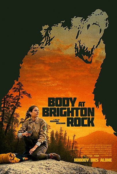 "Movie poster for ""BODY AT BRIGHTON ROCK"""