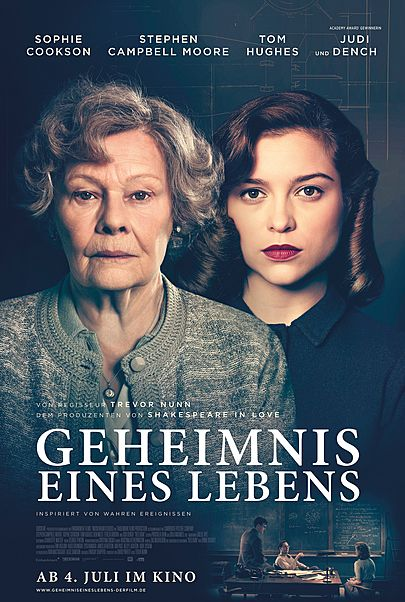 """Movie poster for """"RED JOAN"""""""