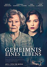 """Filmplakat für """"Geheimnis eines Lebens"""""""