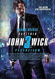 """Póster para """"JOHN WICK: CAPÍTULO 3 - PARABELLUM"""""""