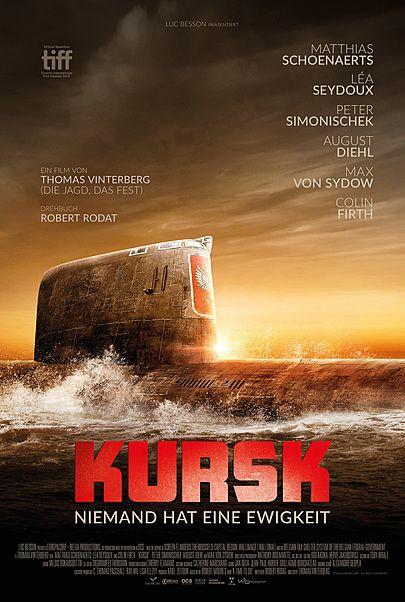"""Filmplakat für """"KURSK"""""""