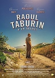 """Movie poster for """"RAOUL TABURIN"""""""