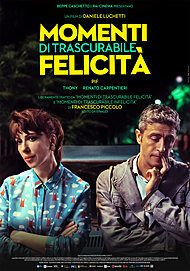 "Movie poster for ""MOMENTI DI TRASCURABILE FELICITÀ"""
