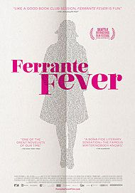 "Movie poster for ""FERRANTE FEVER"""