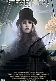 "Movie poster for ""STEVIE NICKS: IN YOUR DREAMS"""