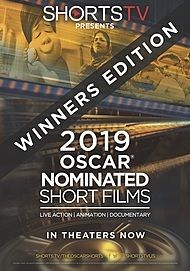 "Movie poster for ""2019 OSCAR SHORTS - WINNERS EDITION"""