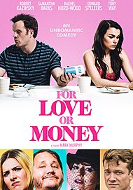 "Movie poster for ""FOR LOVE OR MONEY"""